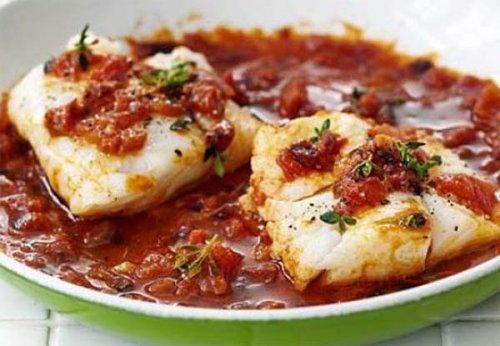 Cocinar Bacalao Con Tomate | Bacalao Con Tomate Thermomix Bacalaocontomate Es